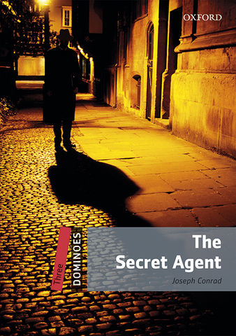 SECRET AGENT, THE + MP3 - Dominoes 3