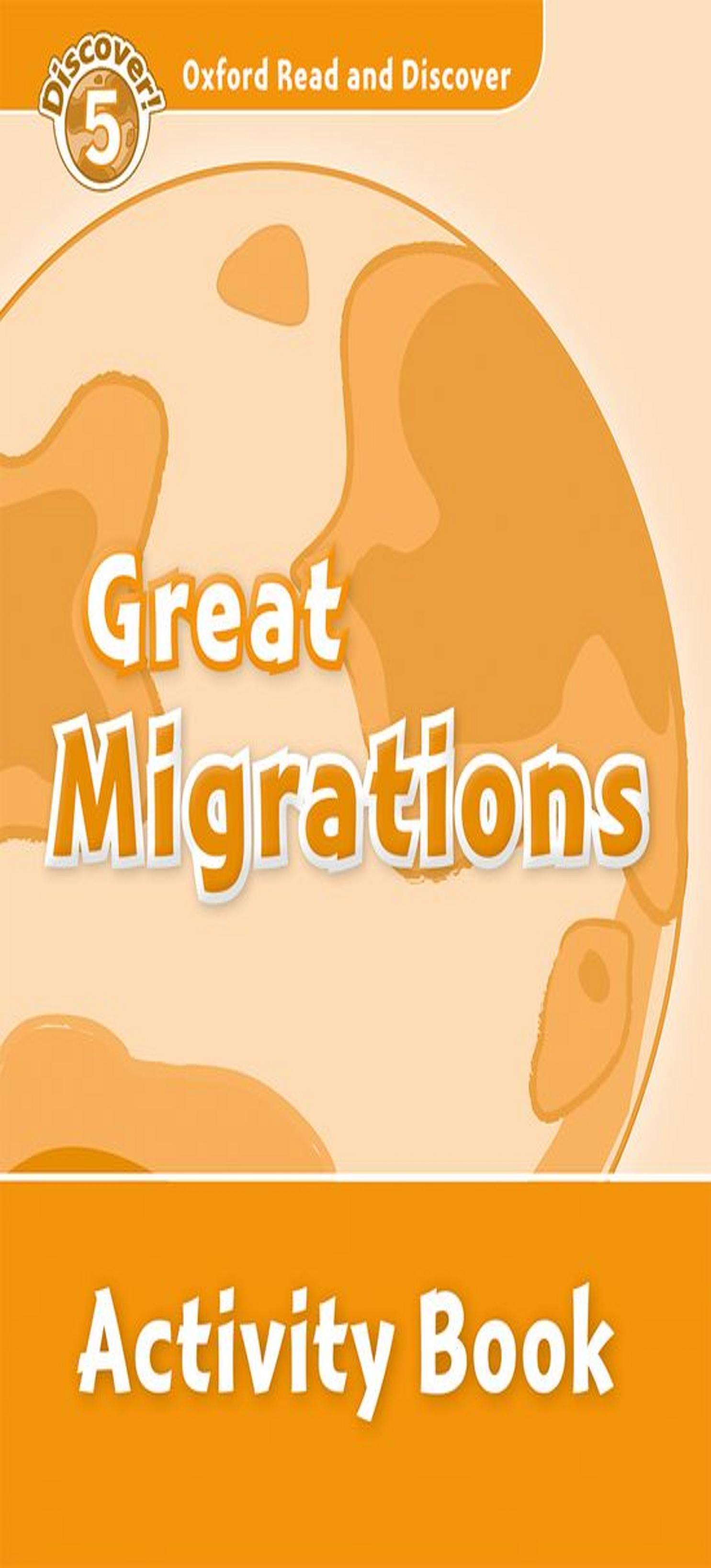 OXF RAD 5 GREAT MIGRATIONS AB