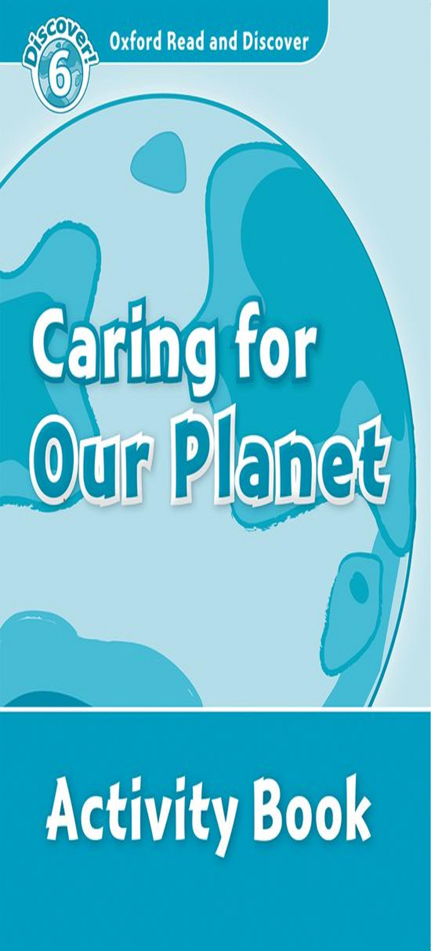 OXF RAD 6 CARING FOR OUR PLANET AB