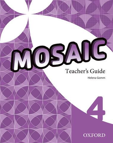 MOSAIC 4 Teacher`s Guide