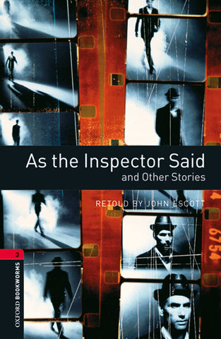 AS THE INSPECTOR SAID + MP3 - OBL 3