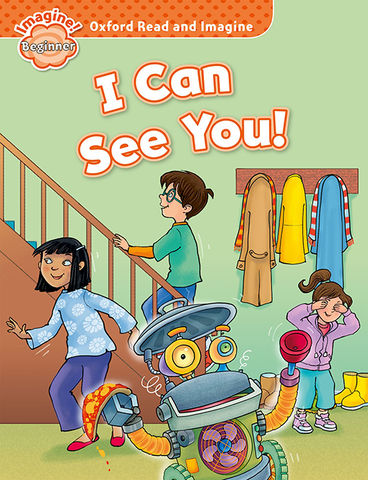 I CAN SEE YOU - ORAD Beginners