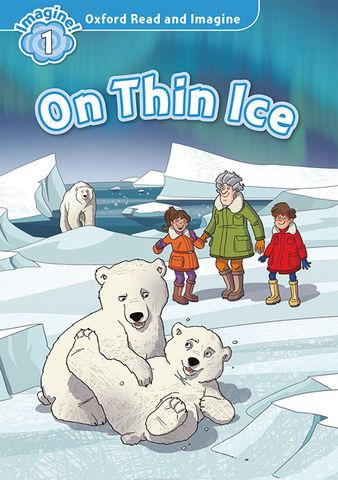 ON THIN ICE + MP3 - ORI 1