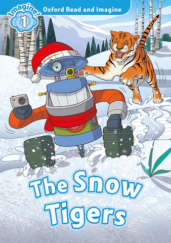 SNOW TIGERS, THE + MP3 - ORI 1