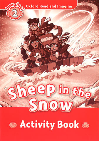 SHEEP IN THE SNOW Activity Book - ORI 2