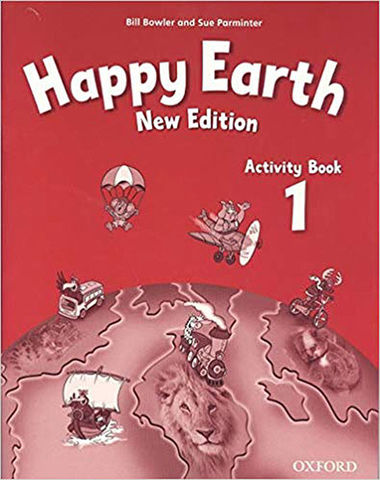 HAPPY EARTH 1 WB  New Edition
