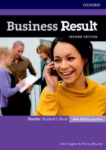 BUSINESS RESULT STARTER SB + OnLine Practice 2nd Ed