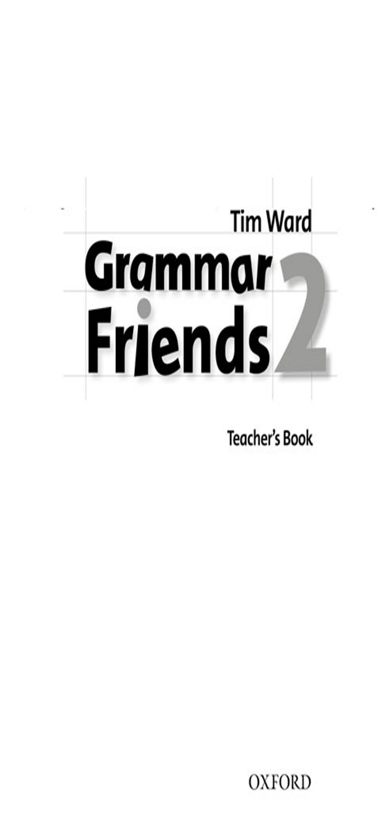 GRAMMAR FRIENDS 2 TB