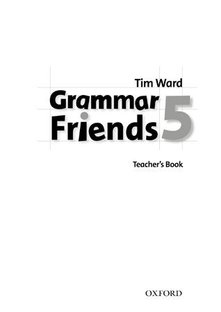 GRAMMAR FRIENDS 5 TB
