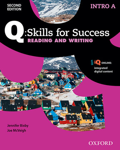Q SKILLS FOR SUCCESS: READING & WRITING INTRO A  SB 2nd Ed