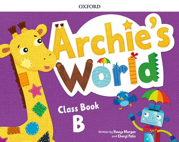 ARCHIE´S WORLD B  Class Book