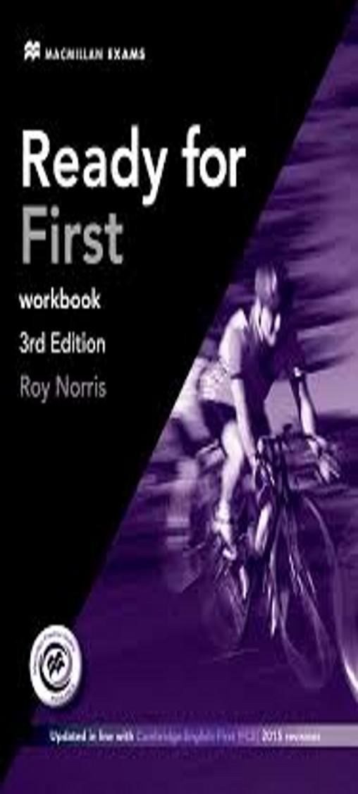READY FOR FIRST (FCE) WB + CD 3rd Edition