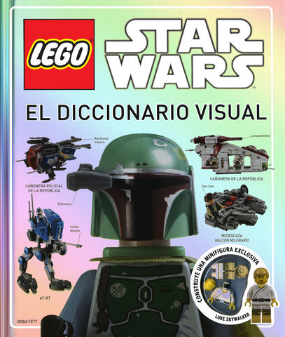 LEGO STAR WARS:DICCIONARIO VISUAL