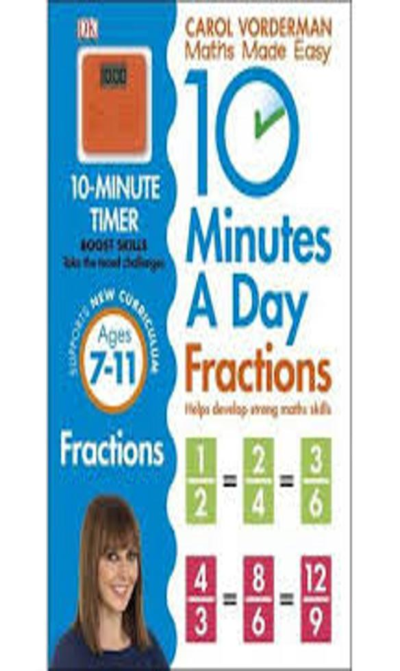 FRACTIONS MADE EASY KS2 AGES 7-11