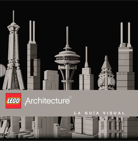 LEGO ARCHITECTURE:GUIA VISUAL