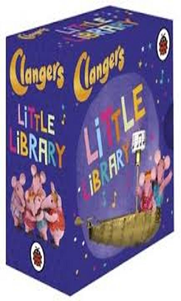 CLANGERS: LITTLE LIBRARY