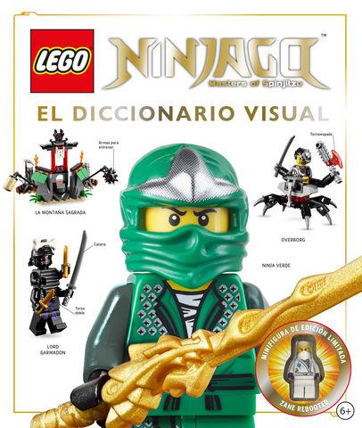LEGO NINJAGO. DICCIONARIO VISUAL.(LEGO)
