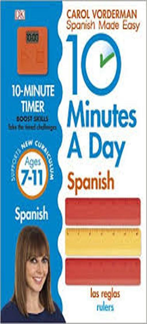 10 MINUTES A DAY SPANISH - Carol Vorderman