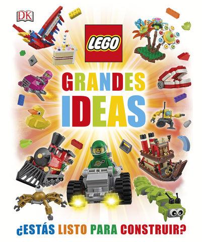 GRANDES IDEAS.(LEGO)