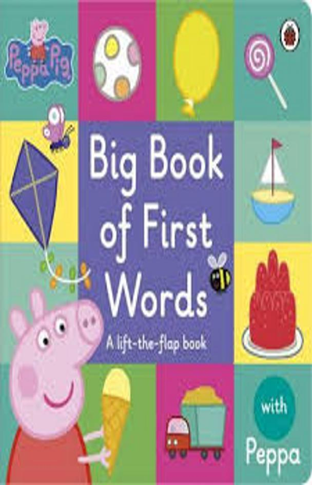 PEPPA´S FIRST 100 WORDS - Peppa Pig