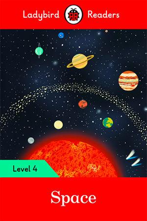 SPACE - Ladybird Readers 4