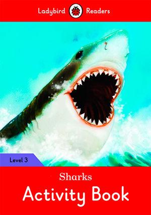 SHARKS WB - Ladybird Readers 3