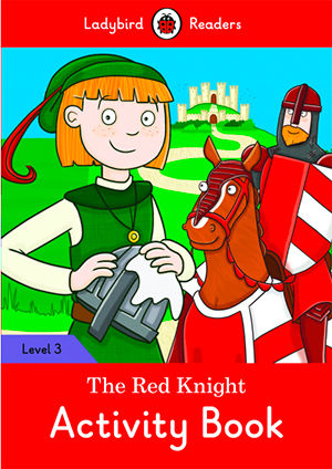 RED KNIGHT, THE  WB - Ladybird Readers 3