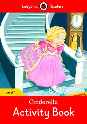 CINDERELLA WB  - Ladybird Readers 1