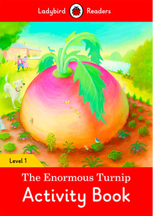 ENORMOUS TURNIP, THE  WB - Ladybird Readers 1