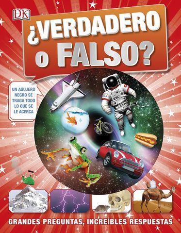 ¿VERDADERO O FALSO?: GRANDES PREGUNTAS INCLEIBLES