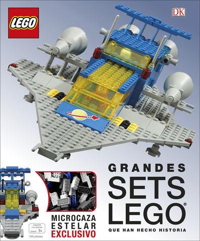 GRANDES SETS DE LEGO:QUE HAN HECHO HISTORIA.(LEGO)