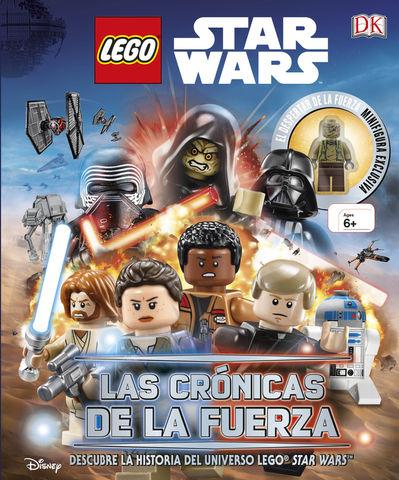 CRONICAS DE LA FUERZA, LAS.(STAR WARS).(LEGO)