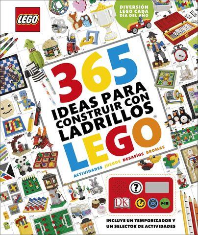 365 IDEAS PARA CONSTRUIR CON LADRILLOS.(LEGO)