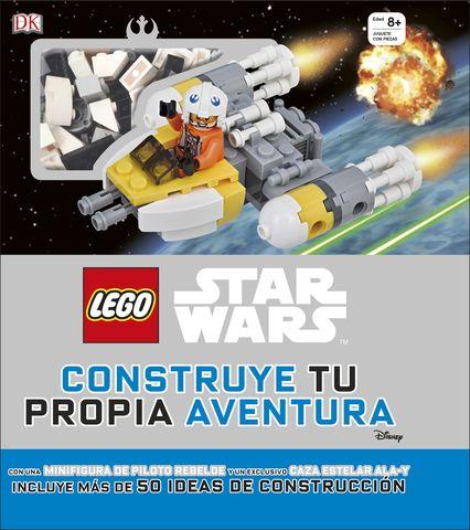 CONSTRUYE TU PROPIA AVENTURA.(LEGO/STAR WARS)
