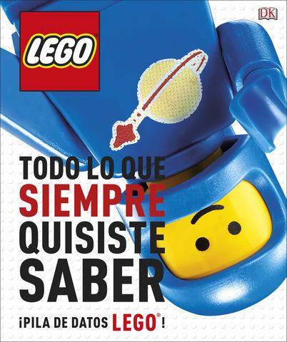 TODO LO QUE SIEMPRE QUISISTE SABER.(LEGO)