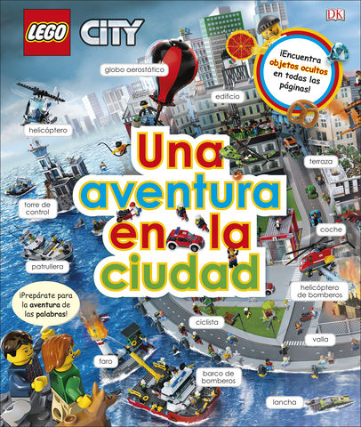 LEGO CITY:UNA AVENTURA EN LA CIUDAD.(LEGO)