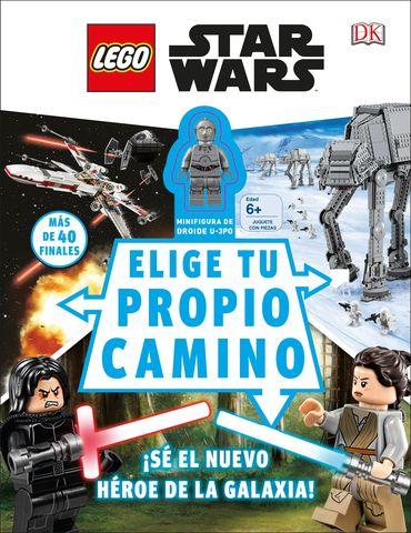 LEGO STAR WARS:ELIGE TU CAMINO.(APRENDIZAJE Y DESA