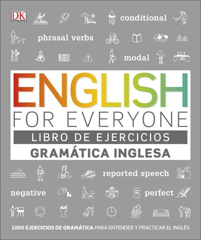 ENGLISH FOR EVERYONE Gramática Inglesa Libro de Ejercicios