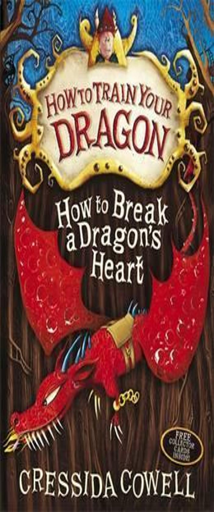HOW TO BREAK A DRAGON´S HEART - How to Train your Dragon