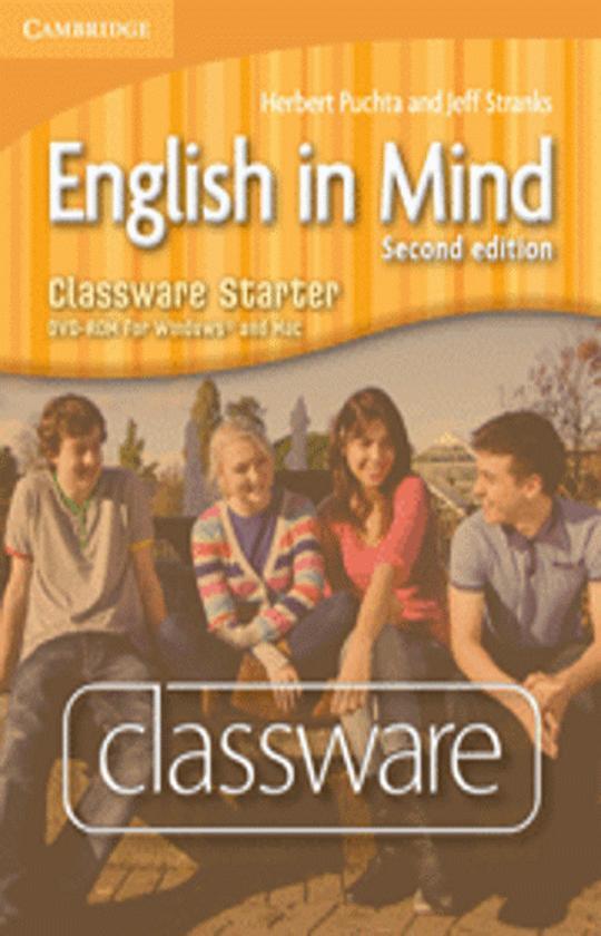 ENGLISH IN MIND STARTER CLASSWARE DVD ROM 2nd Ed