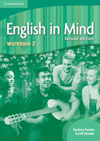 ENGLISH IN MIND LEVEL 2 WB 2ND ED