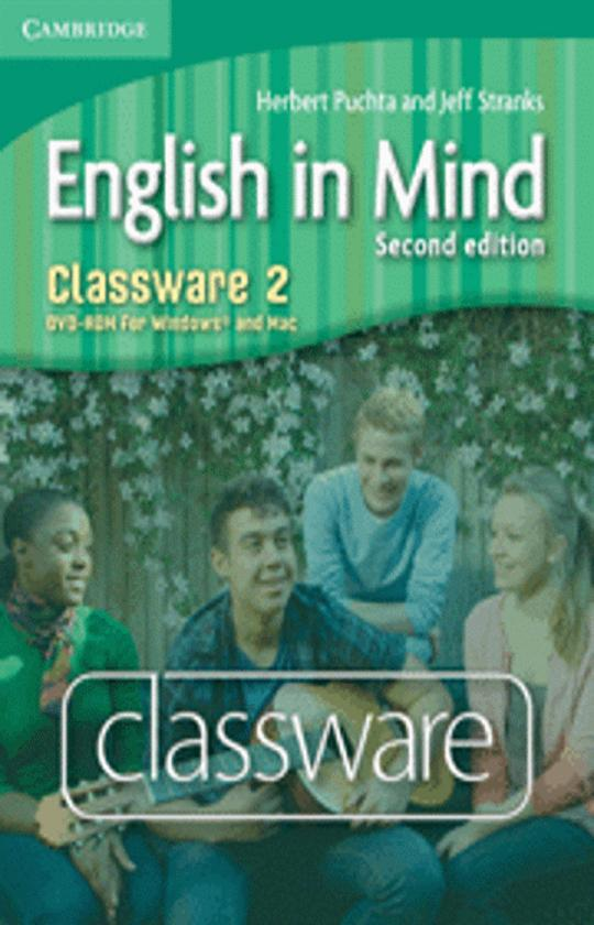 ENGLISH IN MIND 2 CLASSWARE DVD ROM 2nd Ed