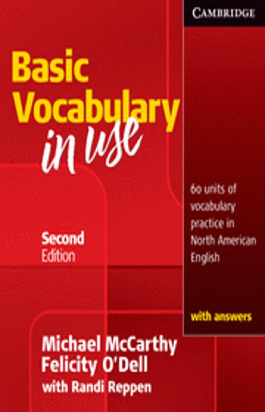 VOCABULARY IN USE BASIC SB with answers 2nd Ed - American English