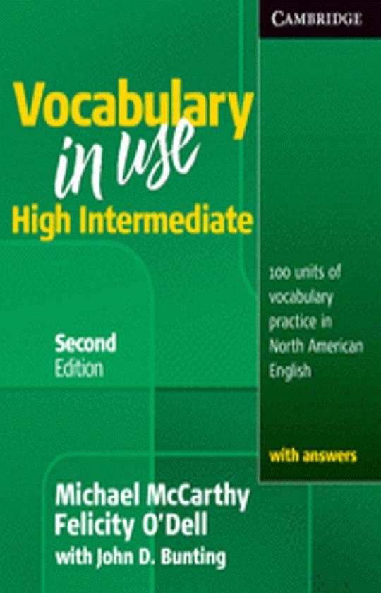VOCABULARY IN USE HIGH INTE SB with answers 2nd Ed - American English
