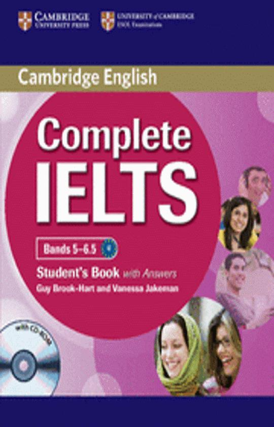 COMPLETE IELTS Bands 5 - 6.5 SB with answers + CD-ROM + CD