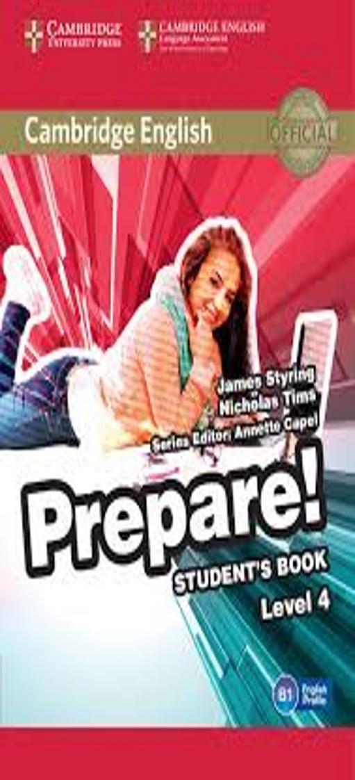 PREPARE! 4 SB