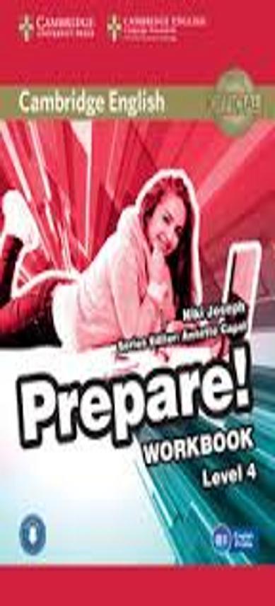 PREPARE! 4 WB