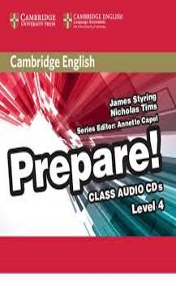 PREPARE! 4 CD