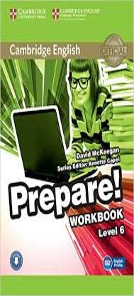 PREPARE! 6 WB + CD