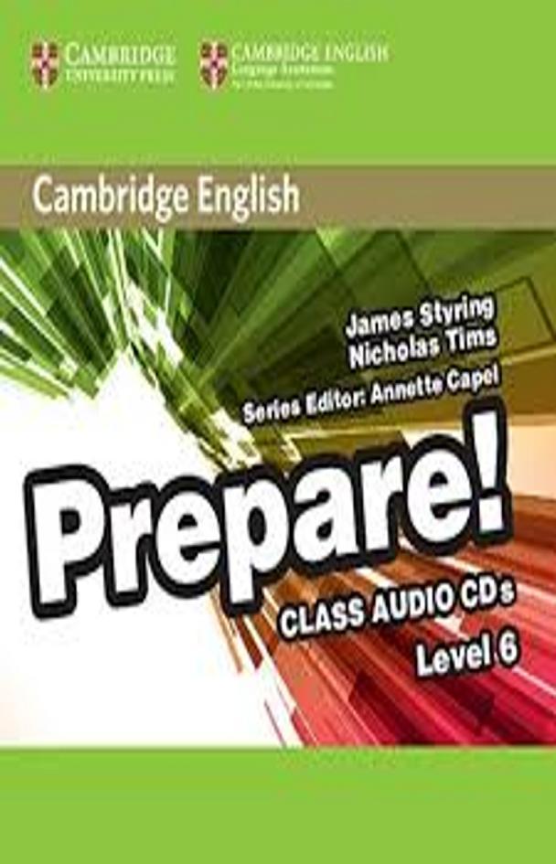 PREPARE! 6 CD